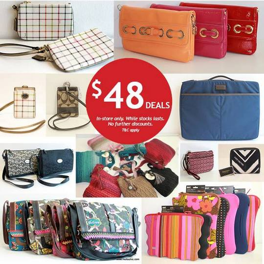 MoltoChic $48 Deals (Till 10 Aug 2013)